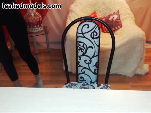 RosaBritt Webcam Leaked Show (8 photos + 1 video)