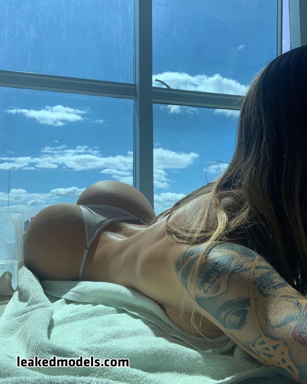 Antonela Ramirez – antonelaramirezok – antofit Instagram Nude Leaks (45 Photos)