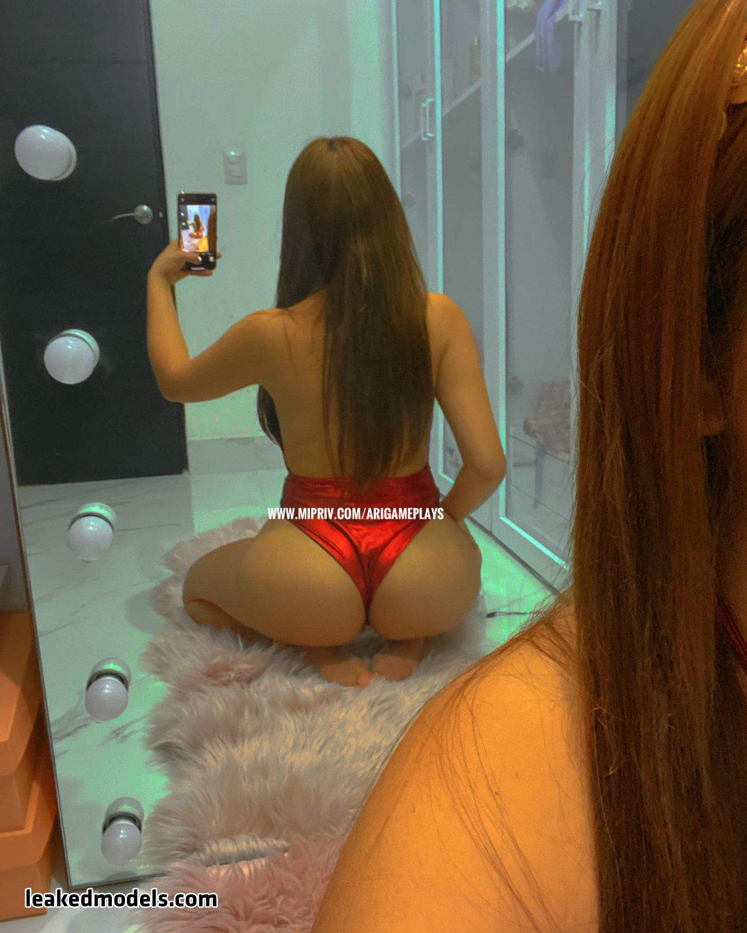 AriGameplays Instagram Nude Leaks (47 Photos)