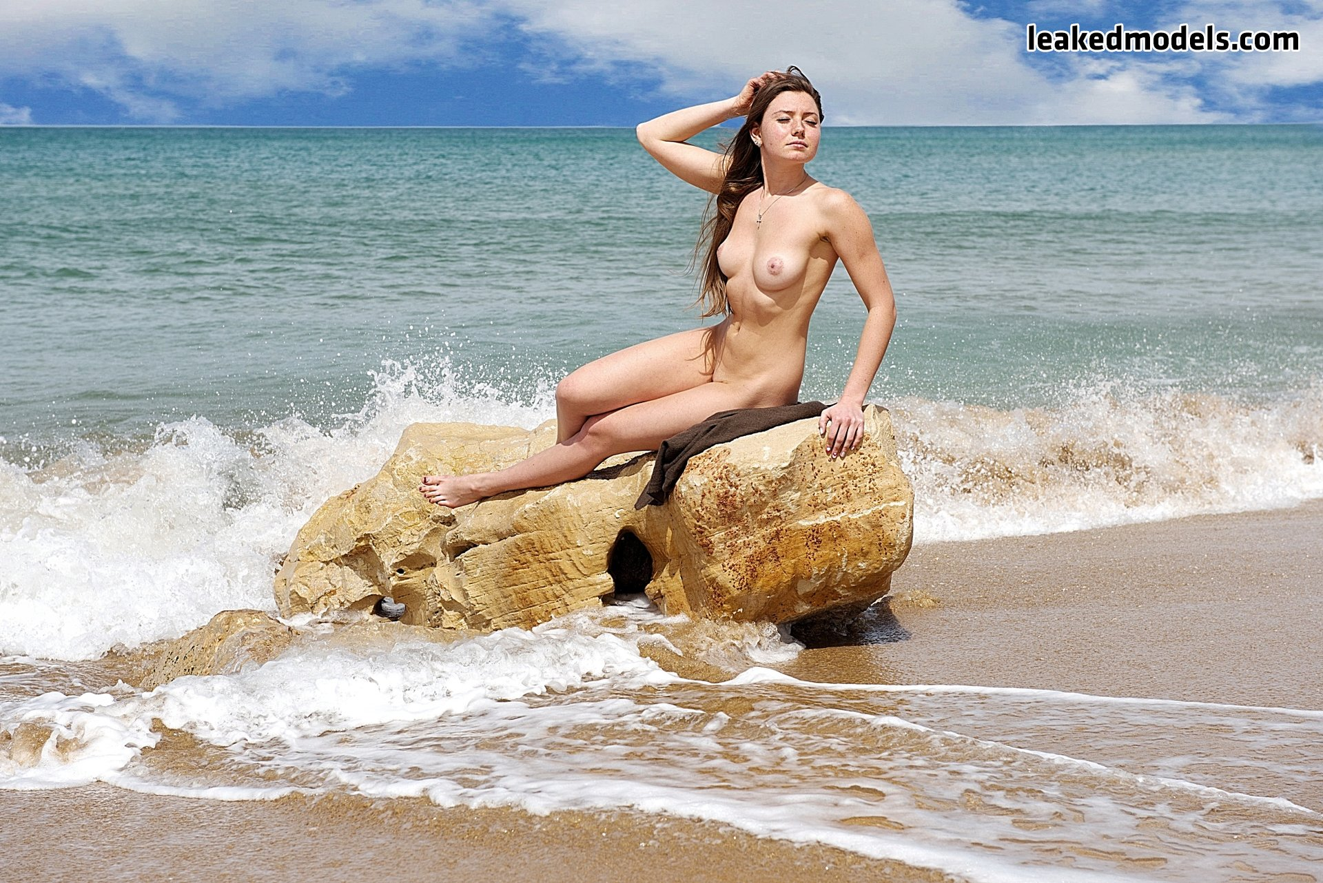 olya golubenko leaked nude leakedmodels.com 0009 - Olya Golubenko Instagram Nude Leaks (33 Photos)