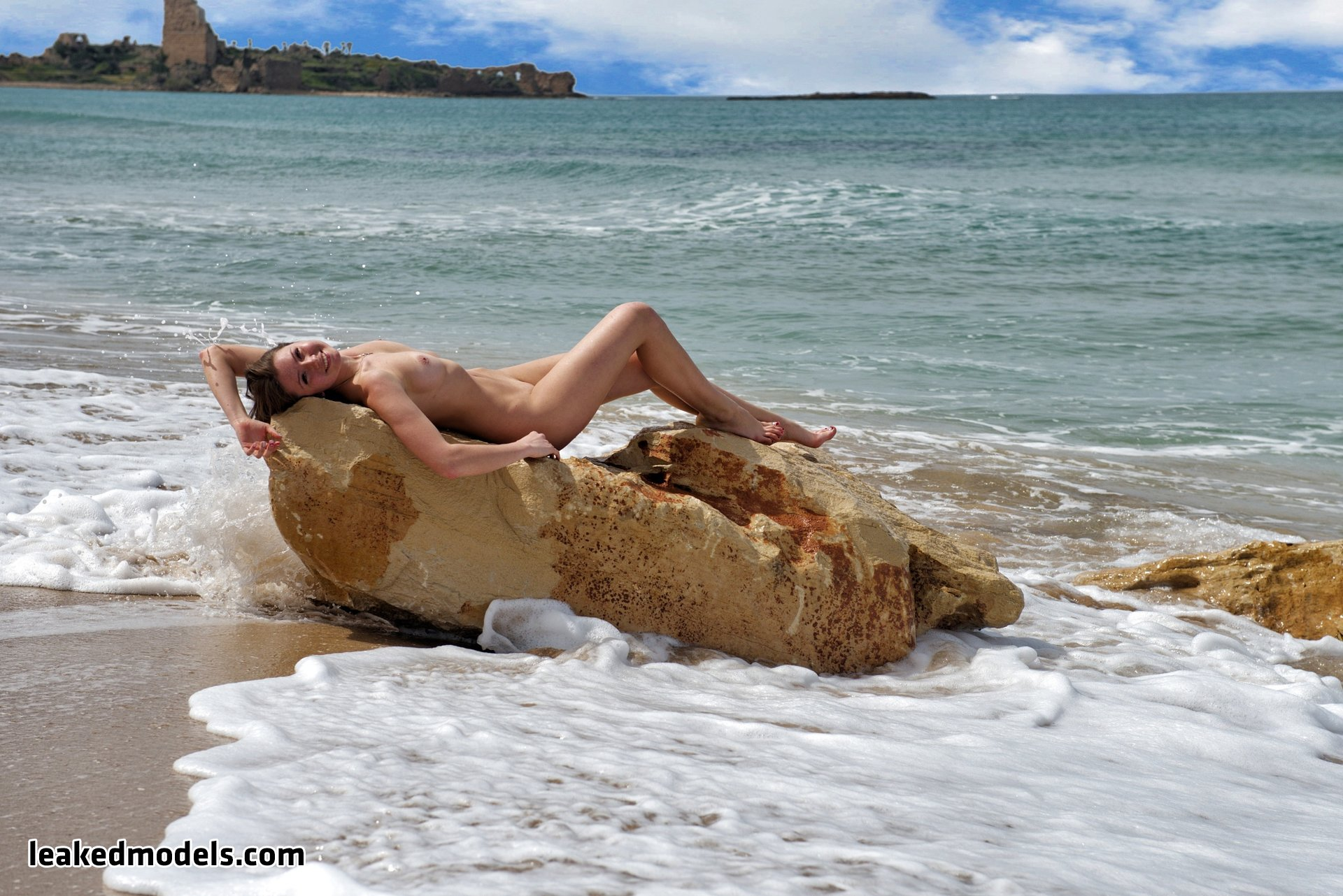 olya golubenko leaked nude leakedmodels.com 0010 - Olya Golubenko Instagram Nude Leaks (33 Photos)