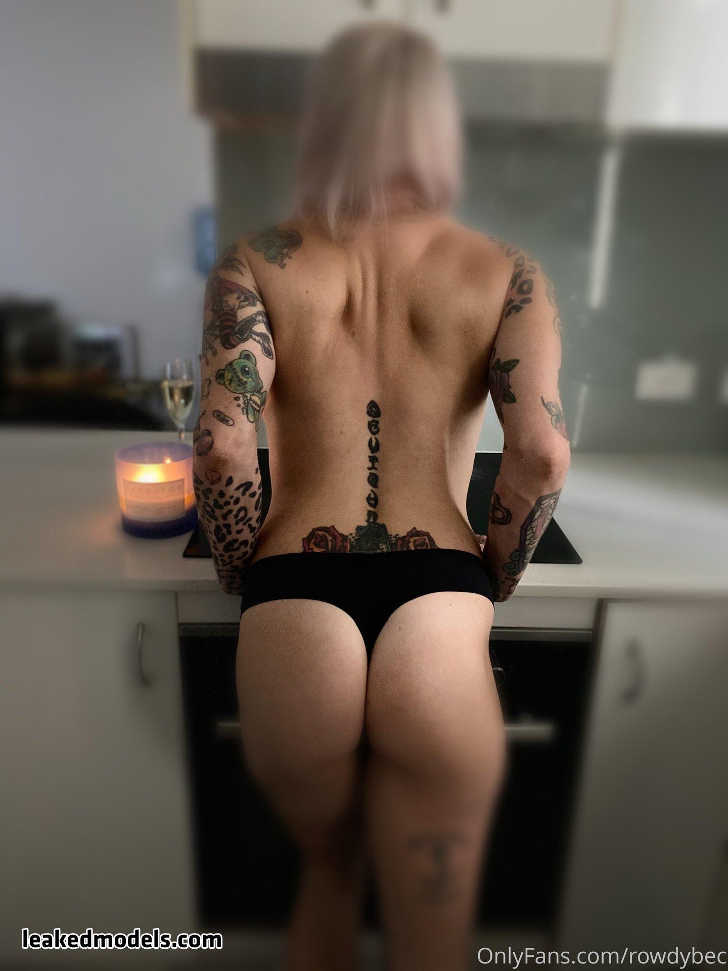 Rowdy Rawlings – rowdybec OnlyFans Nude Leaks (43 Photos)