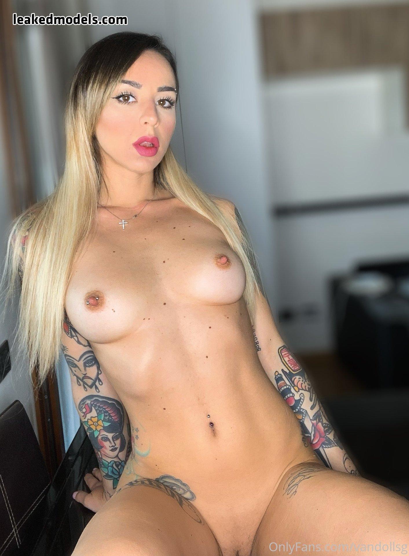 Vandoll Suicide – Vandoll Patreon Nude Leaks (30 Photos)