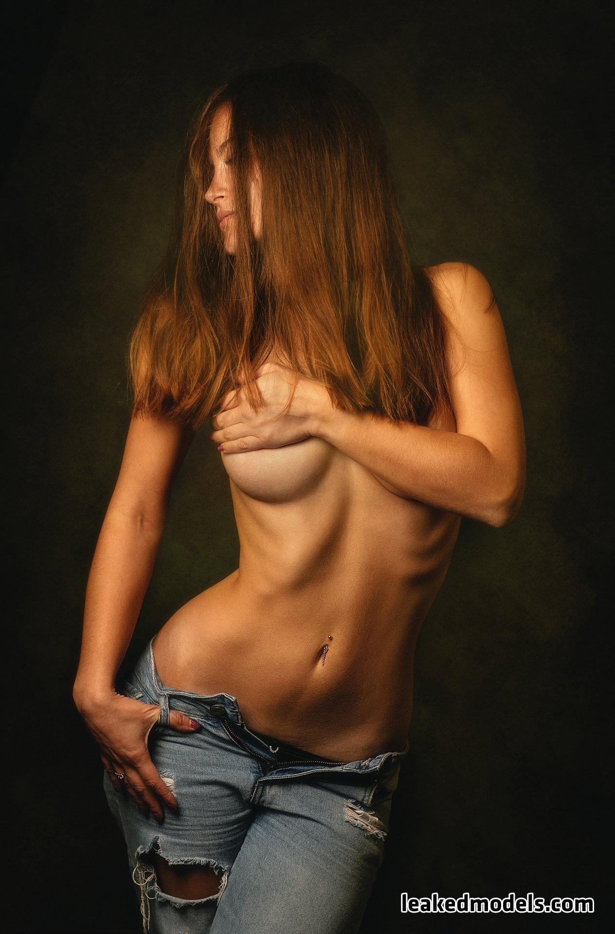 Yulia Sergeevna Kalnitskaya – juli55555 Instagram Nude Leaks (25 Photos)