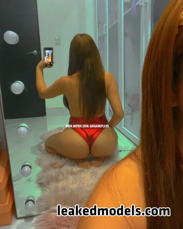 AriGameplay Twitch Streamer Sexy Leaks (37 photos + 5 videos)