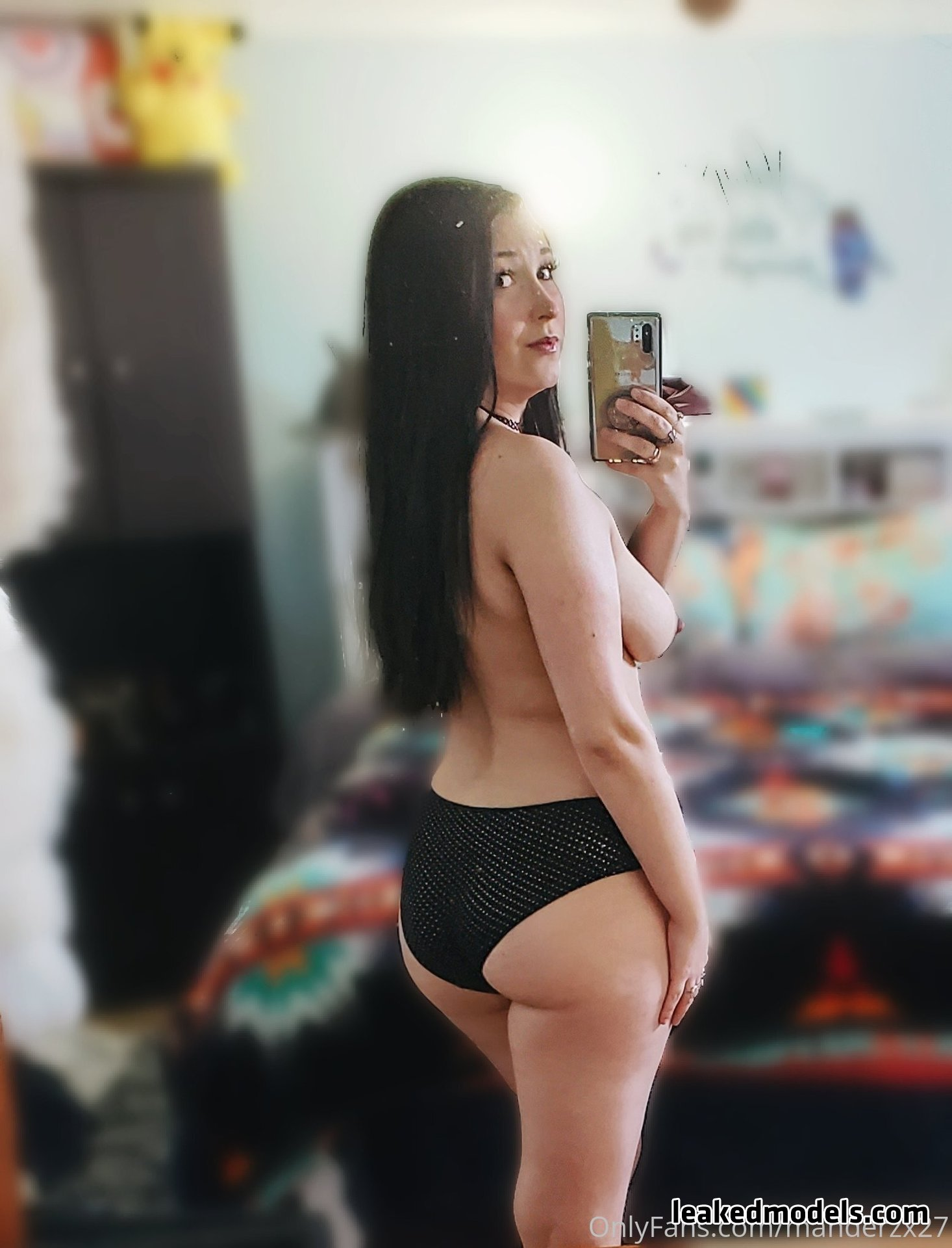 Amanda – Manderzx27 Instagram Nude Leaks (35 Photos)