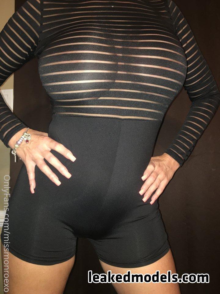 Claudette Monroe – Missmonroexo OnlyFans Nude Leaks (30 Photos)