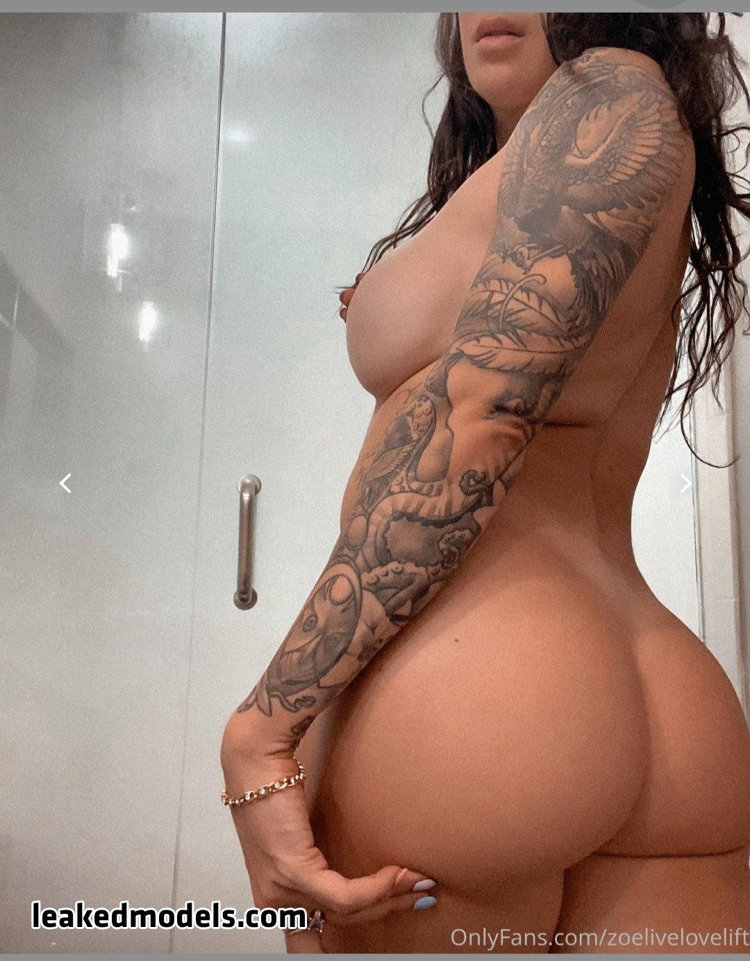 Zoe Rodriguez – zoelivelovelift OnlyFans Nude Leaks (35 Photos)