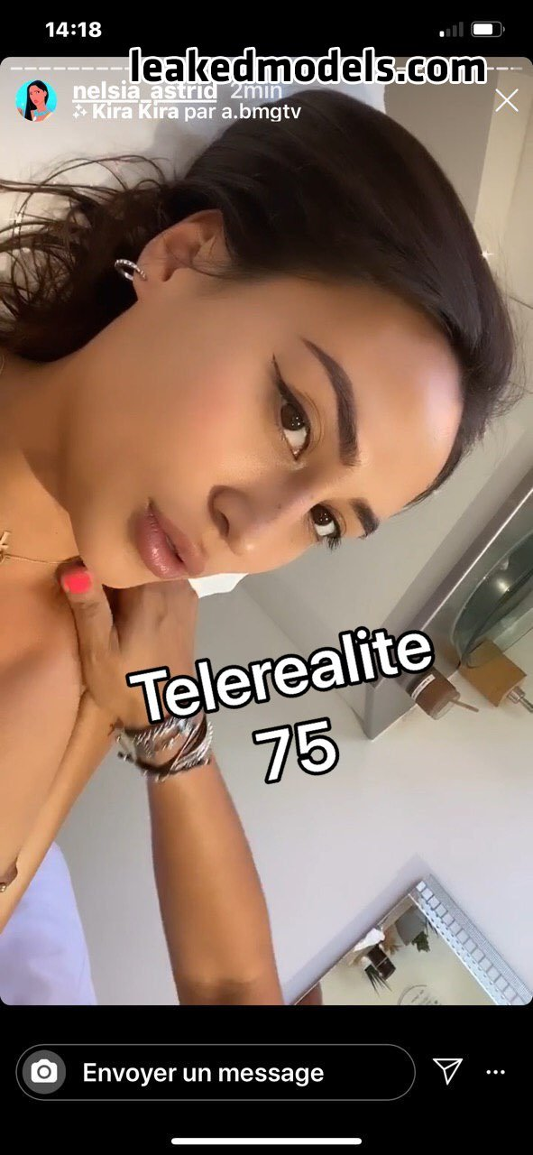 Astrid Nelsia MYM Instagram Sexy Leaks (25 Photos)