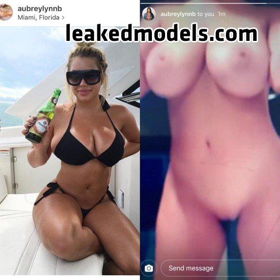 Aubrey Lynn Berg – aubreylynnb Instagram Nude Leaks (18 Photos)