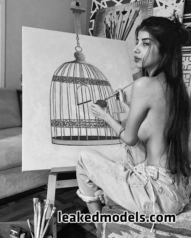 Bar Alfasi – bar_alfasi_ Instagram Nude Leaks (17 Photos)