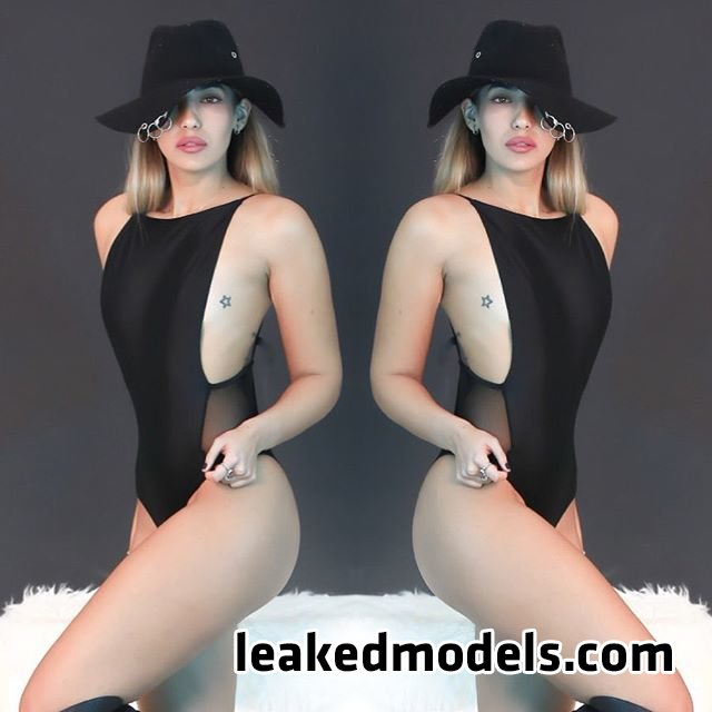 Doreen Mazoz Instagram Sexy Leaks (16 Photos)