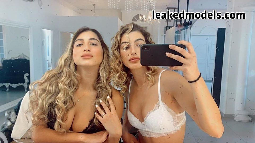 Noya and Maya Sasson Instagram Sexy Leaks (22 Photos)